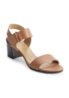 Stuart Weitzman Leather Strappy Sandals