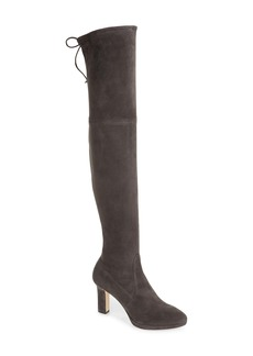 Stuart Weitzman Ledyland Over the Knee Boot (Women)