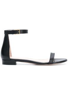 Stuart Weitzman Less sandals - Black