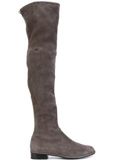 Stuart Weitzman Londra boots - Grey