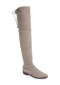 Stuart Weitzman 'Lowland' Over the Knee Boot (Women)