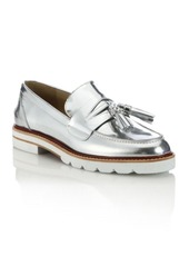 Stuart Weitzman Manila Leather Loafers