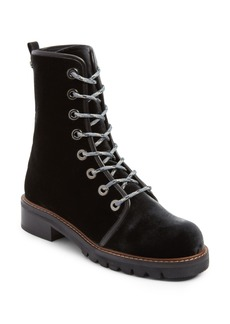 Stuart Weitzman Metermaid Combat Boot (Women)