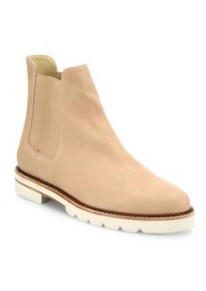 Stuart Weitzman Milano Leather Chelsea Booties