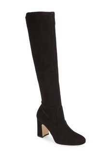 Stuart Weitzman Milla Over the Knee Boot (Women)