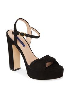 Stuart Weitzman Mirri Platform Sandal (Women)