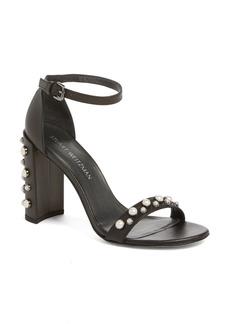 Stuart Weitzman Morepearls Sandal (Women)