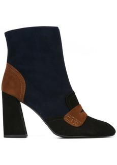 Stuart Weitzman 'Moxanne' boots - Blue