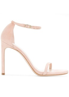 Stuart Weitzman Nudist Song sandals - Nude & Neutrals