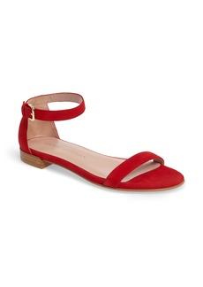 Stuart Weitzman Nudistflat Sandal (Women)