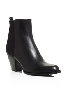 Stuart Weitzman Nuotherhalf High Heel Booties