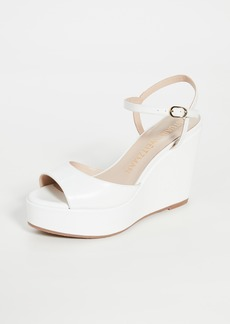 Stuart Weitzman Palmina Wedge Sandals