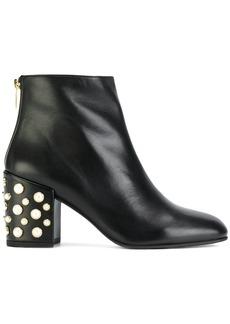 Stuart Weitzman Pearlbacari boots - Black