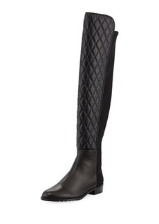 Stuart Weitzman Quiltboot Over-the-Knee Boot