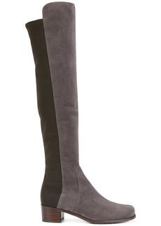 Stuart Weitzman Reserve knee high boots - Grey