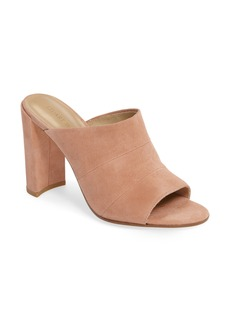 Stuart Weitzman Sequel Open Toe Mule (Women)
