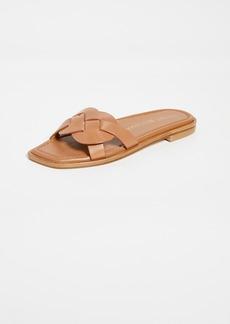 Stuart Weitzman Sierra Flat Sandals
