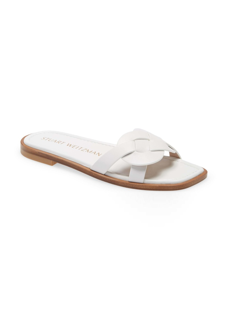 Stuart Weitzman Sierra Slide Sandal (Women)