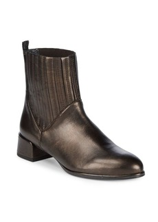 Slash Syrnap Metallic Ankle Boots