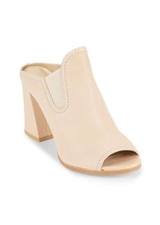 Stuart Weitzman Slideup Nudcom Leather Sandals