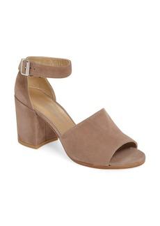 Stuart Weitzman Soho Big Block Heel Sandal (Women)