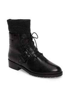 Stuart Weitzman Stitchwork Combat Boot (Women)