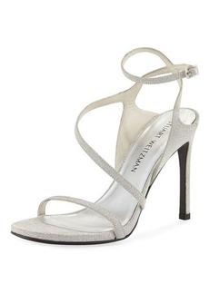 Stuart Weitzman Sultry Shimmer Sandal