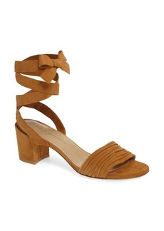 Stuart Weitzman Swifty Wraparound Sandal (Women)
