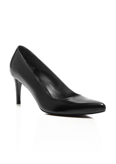 Stuart Weitzman Tessa Pointed Toe High Heel Pumps