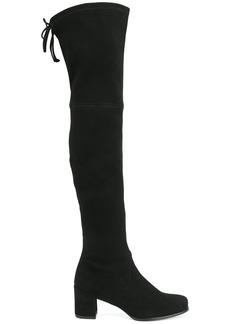 Stuart Weitzman thigh high boots - Black