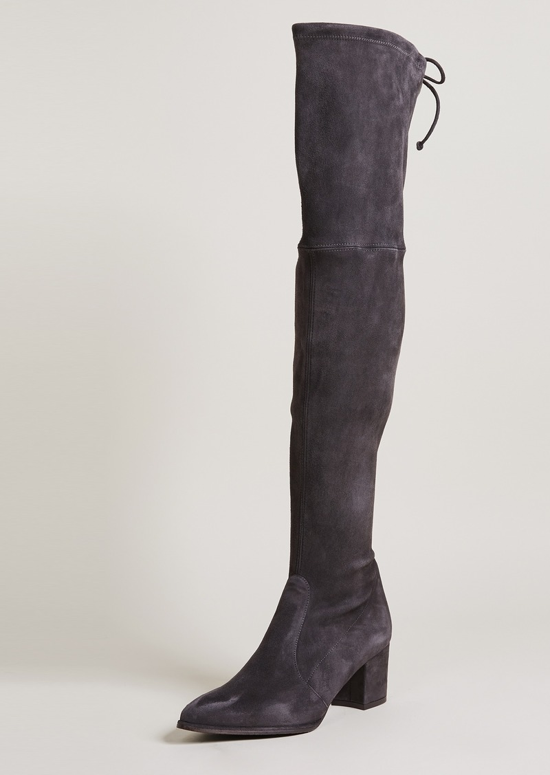 Stuart Weitzman Thighland Over the Knee Boots