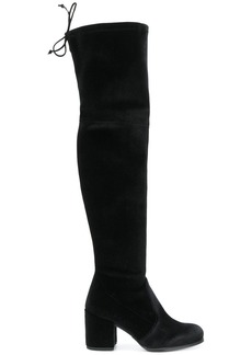Stuart Weitzman Tieland knee-length boots - Black