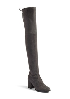 Stuart Weitzman Tieland Over the Knee Boot (Women)