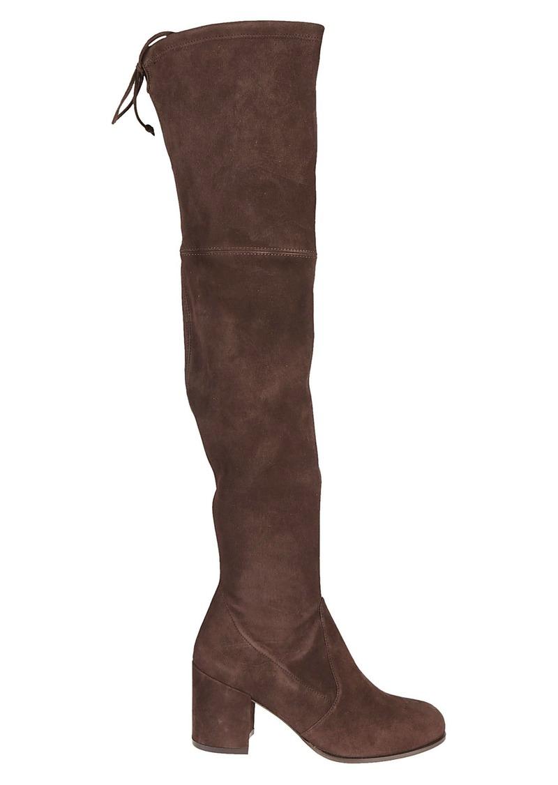 Stuart Weitzman Tieland Over-the-knee-boots