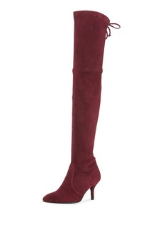 Stuart Weitzman TieModel Over-The-Knee Boot