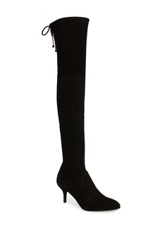 Stuart Weitzman Tiemodel Over the Knee Stretch Boot (Women)
