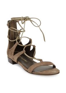 Stuart Weitzman Tieup Gladiator Sandals