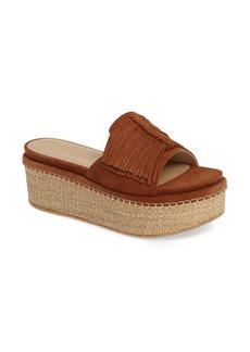Stuart Weitzman Wiggleroom Platform Sandal (Women)