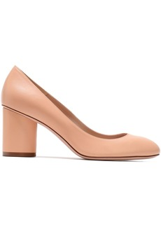 Stuart Weitzman Woman Leather Pumps Antique Rose