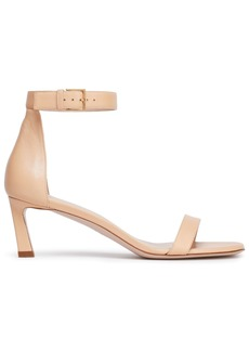 Stuart Weitzman Woman Leather Sandals Blush
