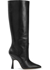Stuart Weitzman Woman Parton Leather Knee Boots Brick