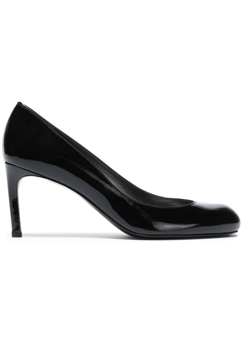 Stuart Weitzman Woman Patent-leather Pumps Black