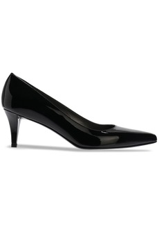 Stuart Weitzman Woman Patent-leather Pumps Black