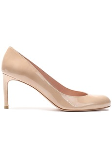 Stuart Weitzman Woman Patent-leather Pumps Blush
