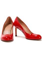 Stuart Weitzman Woman Patent-leather Pumps Red