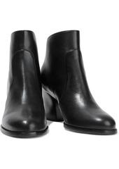 Stuart Weitzman Woman Romita Leather Ankle Boots Black
