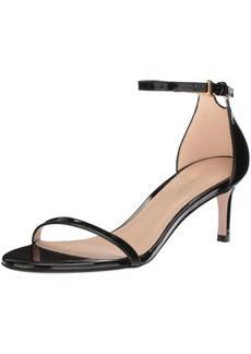 Stuart Weitzman Women's 45NUDIST Heeled Sandal  5 Medium US