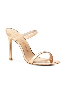 Stuart Weitzman Women's Aleena High-Heel Slide Sandals