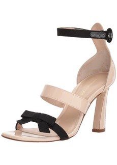 Stuart Weitzman Women's Ally Heeled Sandal  11 Medium US