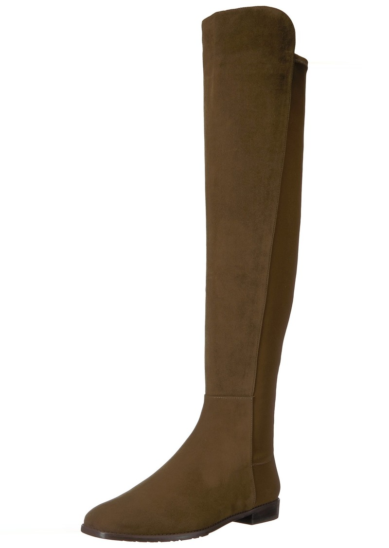 Stuart Weitzman Women's Corley Over The Over The Knee Boot   Medium US